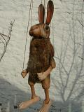 Hase marionette puppe