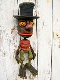Waterman, marionette puppe