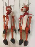Fuchs Holzmarionette