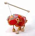 Ferkel , marionette puppe