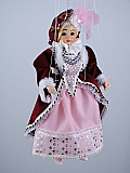 Prinzessin , marionette puppe